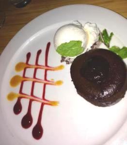ChocolatelavaCake